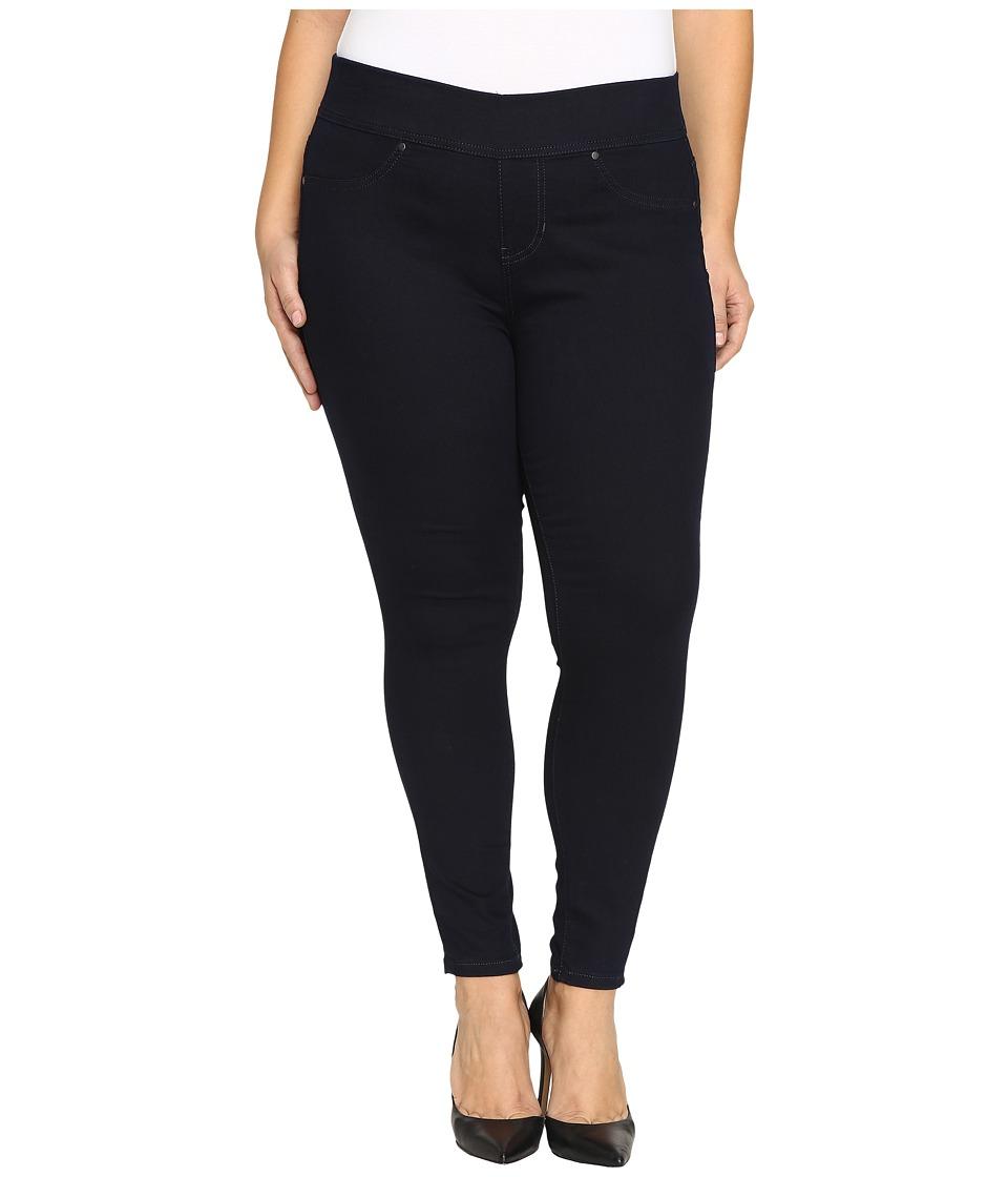 Jag Jeans Plus Size Plus Size Marla Pull On Legging in Indigo Rinse Legging Denim (Indigo Rinse) Women