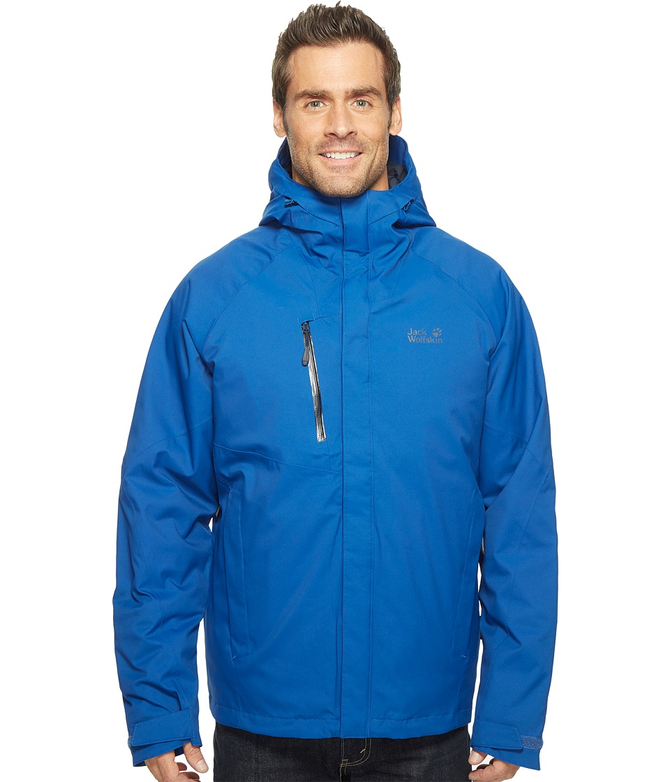 Jack Wolfskin Troposphere DF O2+ Insulated Jacket (Deep Sea Blue) Men