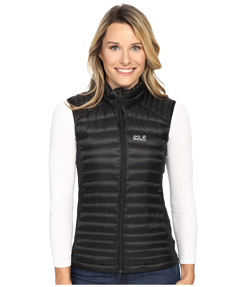 Jack Wolfskin - Atmosphere Flex Vest (Black) Women