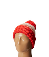 Kate Spade New York - Chunky Knit Color Block Beanie