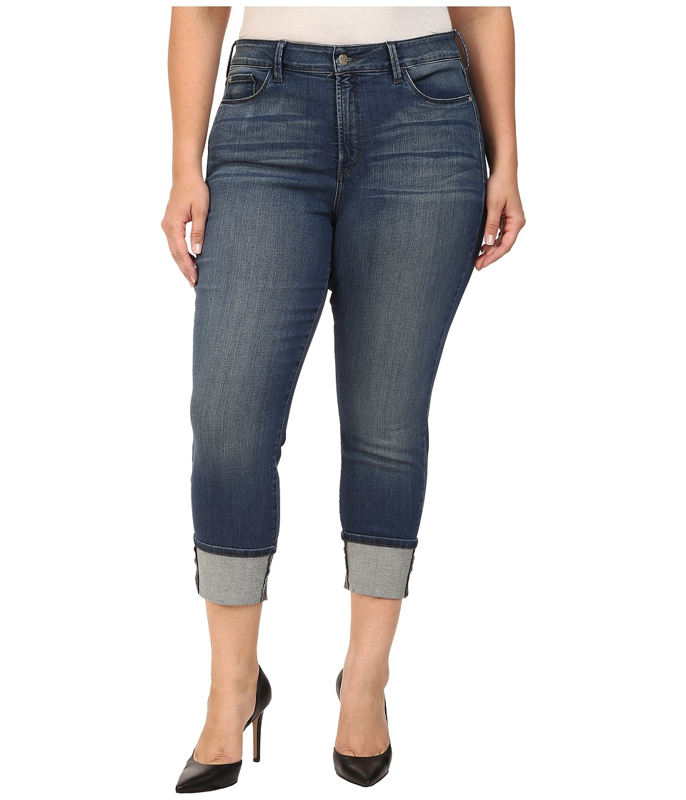 NYDJ Plus Size - Plus Size Lorena Boyfrined Jeans in Montpellier