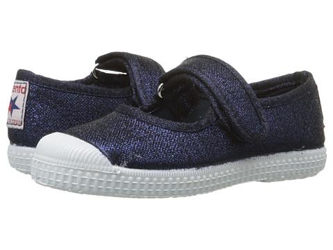 Cienta Kids Shoes 76013 (Toddler/Little Kid/Big Kid) - Navy