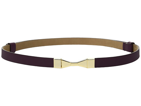 "Kate Spade New York 1/2"" Calf Adjustable Bow Belt"