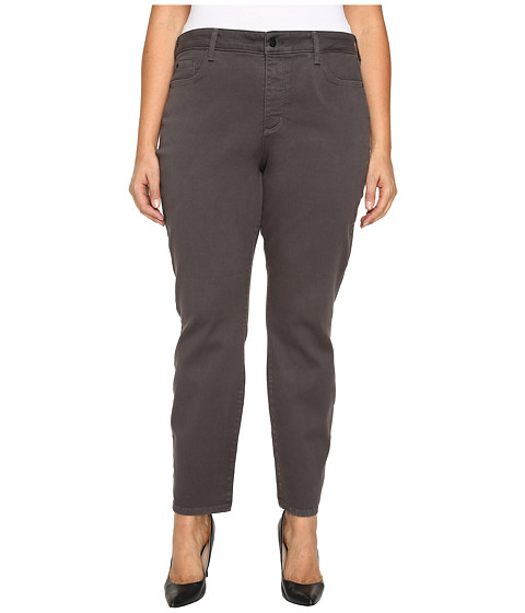 NYDJ Plus Size Plus Size Alina Legging Jeans in Super Sculpting Denim in Titanium