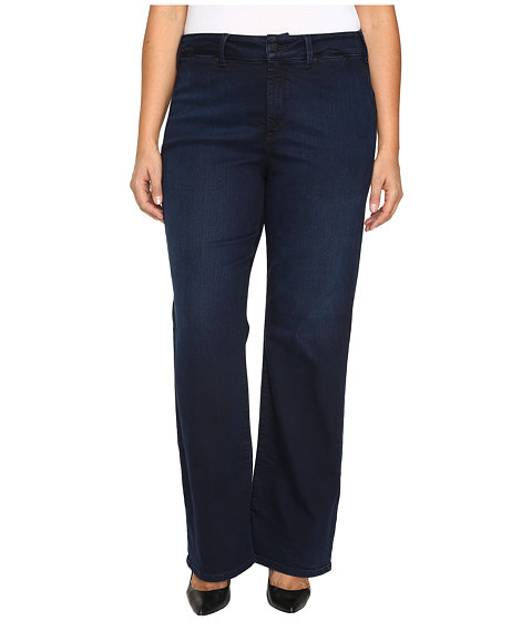 NYDJ Plus Size Plus Size Isabella Trousers Jeans in Future Fit