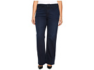 NYDJ Plus Size - Plus Size Isabella Trousers Jeans in Future Fit Denim in Paris Nights