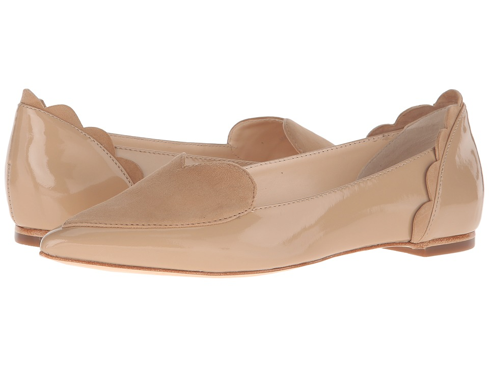 Isa Tapia - Clement (Summer Sand Patent/Suede) Women