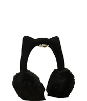 Kate Spade New York - Faux Mink Cat Earmuff