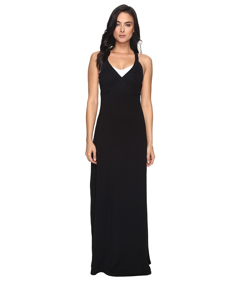 Soybu Bandha Maxi Dress (Black) Women