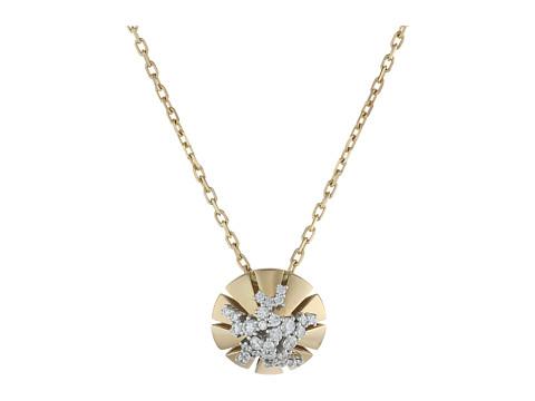 Miseno Vesuvio 18k Gold/Diamond Necklace - Yellow Gold