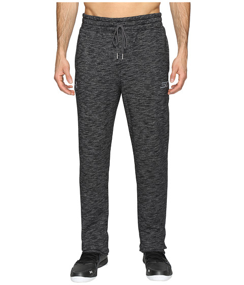 Under Armour SC30 Essentials Warm Up Pants - Black/Black