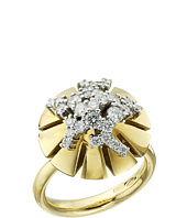 Miseno - Vesuvio 18k Gold/Diamond Ring
