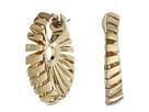 Miseno Ventaglio 18k Gold Earrings