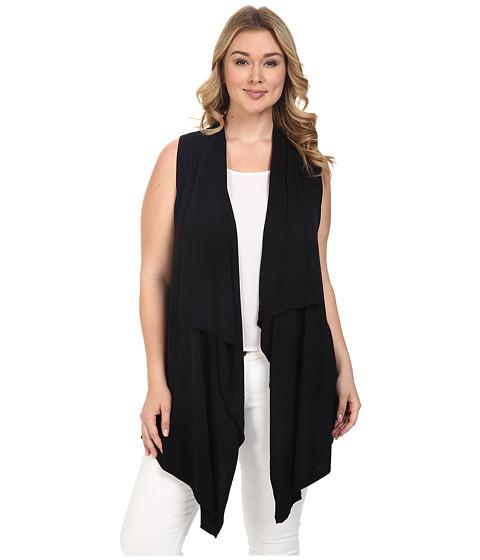 MICHAEL Michael Kors Plus Size Drape Front Vest