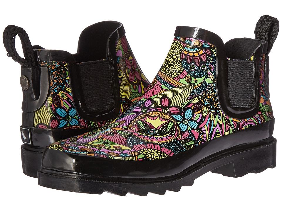 Sakroots Rhyme (Rainbow Spirit Desert) Women's Pull-on Boots