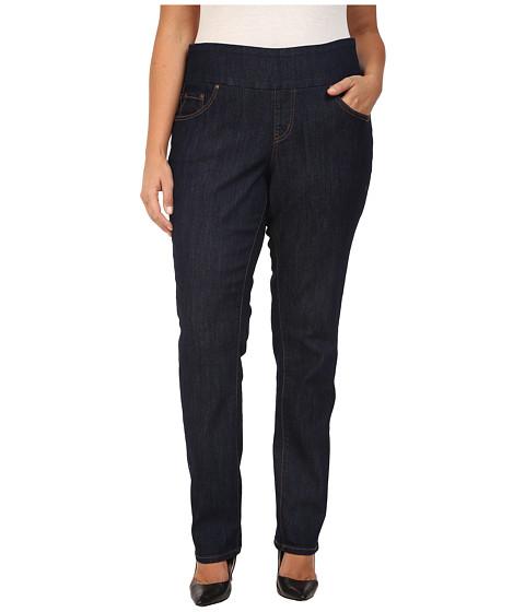 Jag Jeans Plus Size Plus Size Malia Pull-On Skinny in Dark Shadow Comfort Denim
