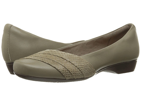 Clarks Blanche Cacee - Sage Leather