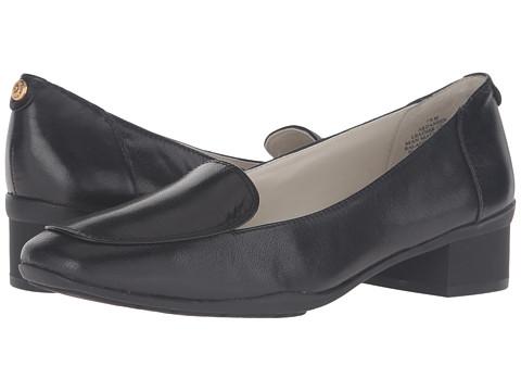 Anne Klein Daneen - Black Leather