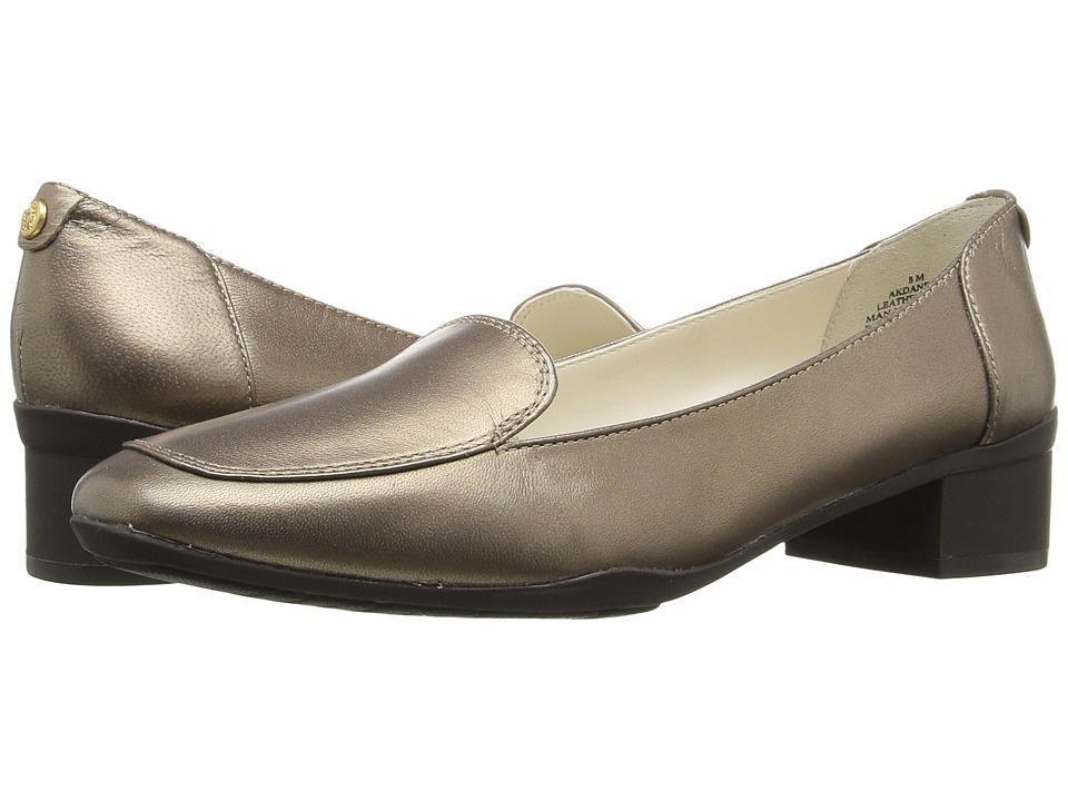 Anne Klein Daneen (Bronze Leather) Women