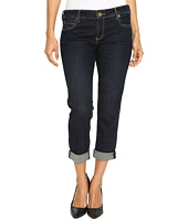 KUT from the Kloth - Petite Catherine Boyfriend Jeans in Limitless