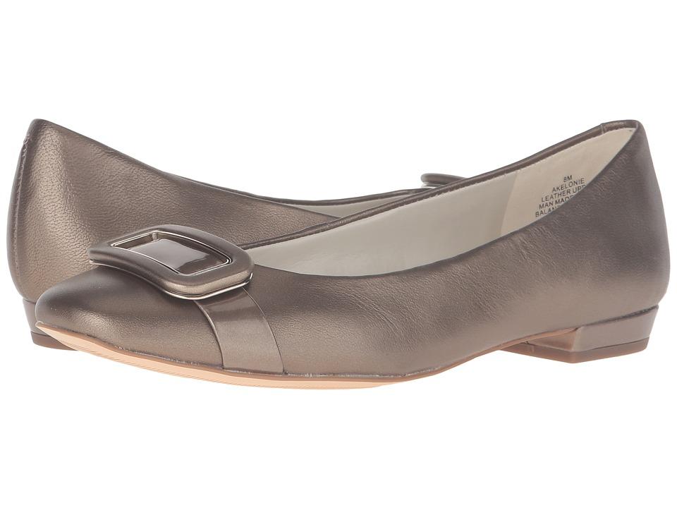 Anne Klein Elonie (Bronze/Bronze Leather) Women