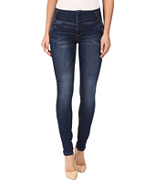 KUT from the Kloth - Diana Skinny Jeans w/ Wide Waistband in Revived