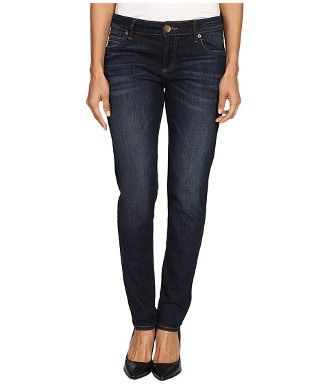 KUT from the Kloth Petite Diana Skinny Jeans in Blinding