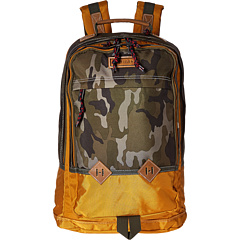 Tommy Hilfiger Duo Chrome Backpack - Olive