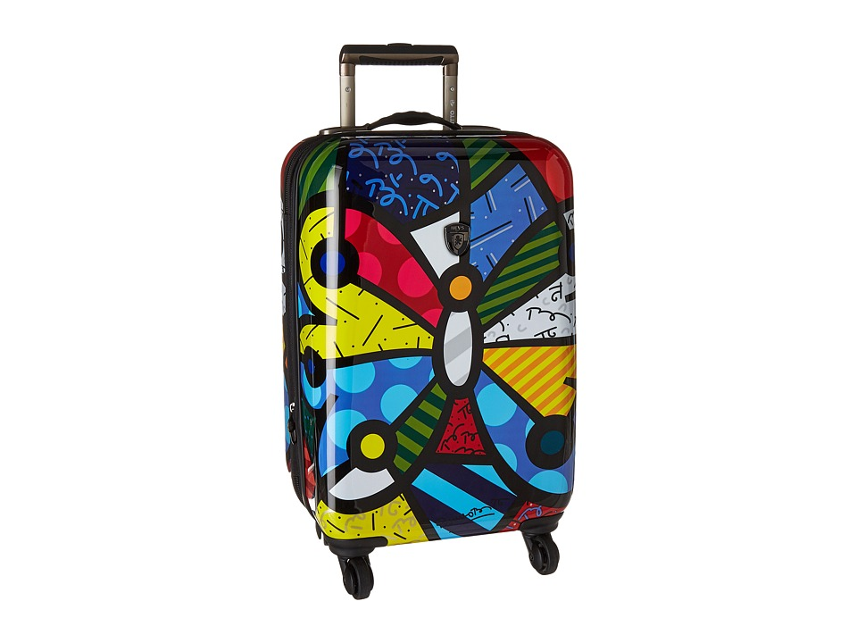 Heys America Britto Butterfly 21 Spinner (Multi) Luggage