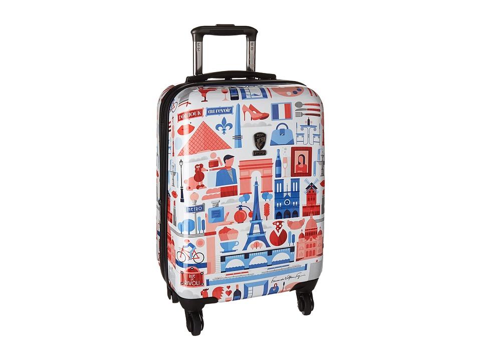 Heys America - Cities 21 Spinner (Multi) Luggage