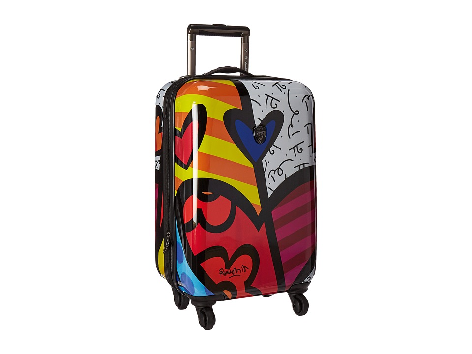 Heys America Britto New Day 21 Spinner (Multi) Luggage