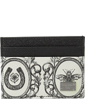 Dolce & Gabbana - Bee Printed Cardholder