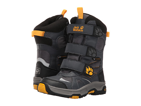 Jack Wolfskin Kids Snow Diver Waterproof (Toddler/Little Kid/Big Kid) - Burly Yellow XT