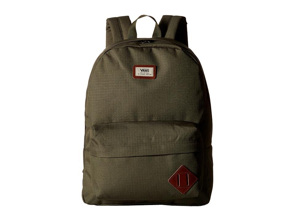 Vans - Old Skool II Backpack (Grape Leaf) Backpack Bags