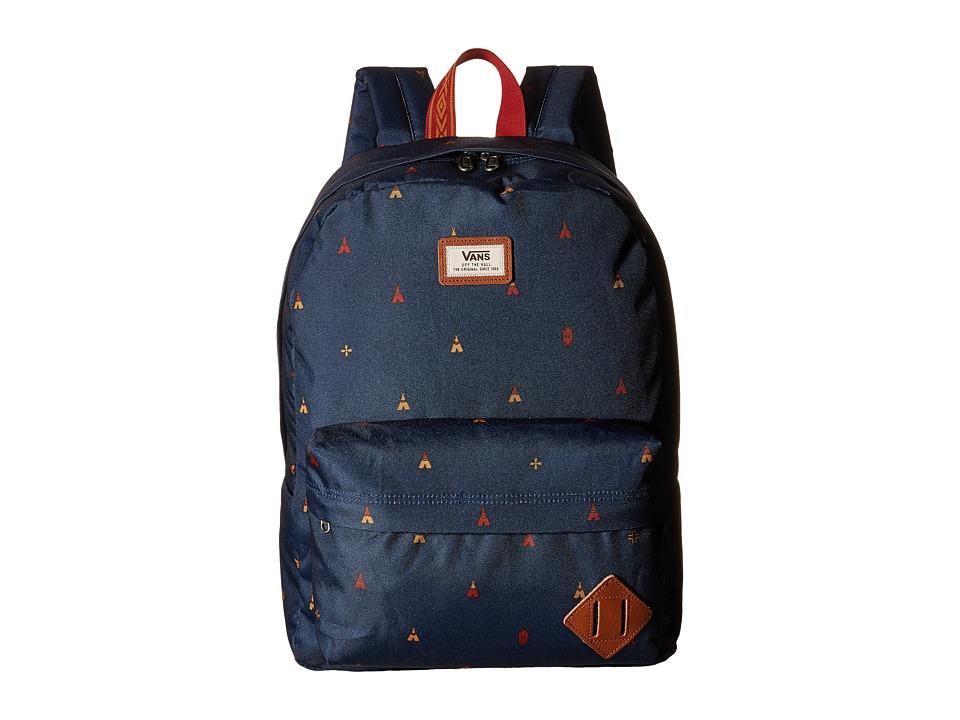 Vans - Old Skool II Backpack (True Native) Backpack Bags