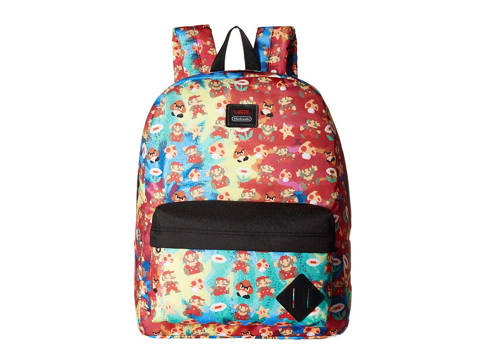 Vans - Old Skool II Backpack (Mario) Backpack Bags