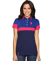 U.S. POLO ASSN. - Tipped Polo Shirt