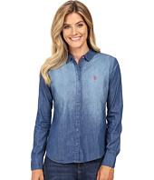 U.S. POLO ASSN. - Long Sleeve Denim Shirt