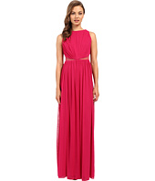 Adrianna Papell - Rouched Halter Gown