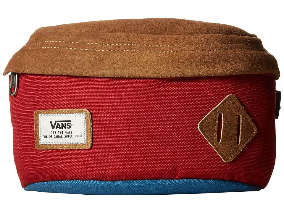 Vans - Aliso Hip Pack (Red Dahlia) Bags
