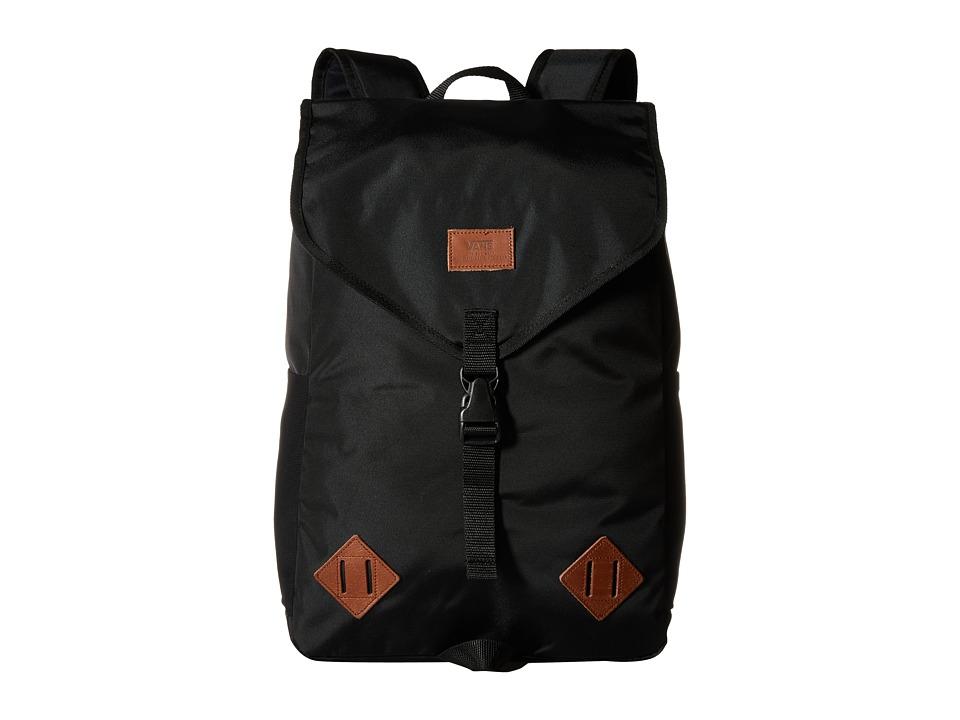 Vans - Veer Backpack (True Black) Backpack Bags