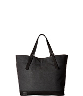 TOMS - Canvas Leather Tote
