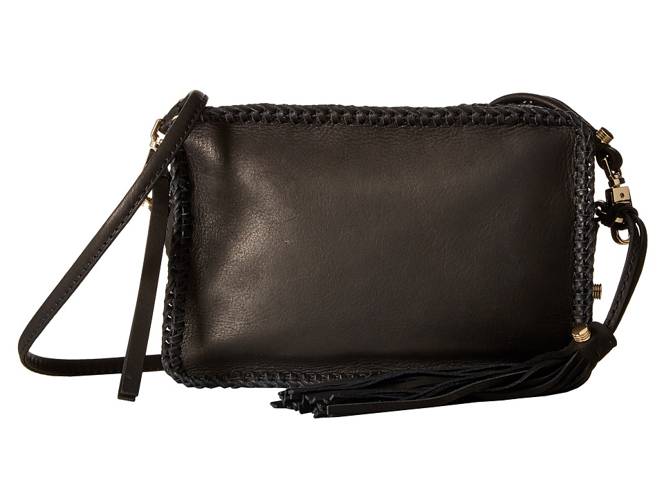 Botkier - Quincy Mini Crossbody (Black) Cross Body Handbags