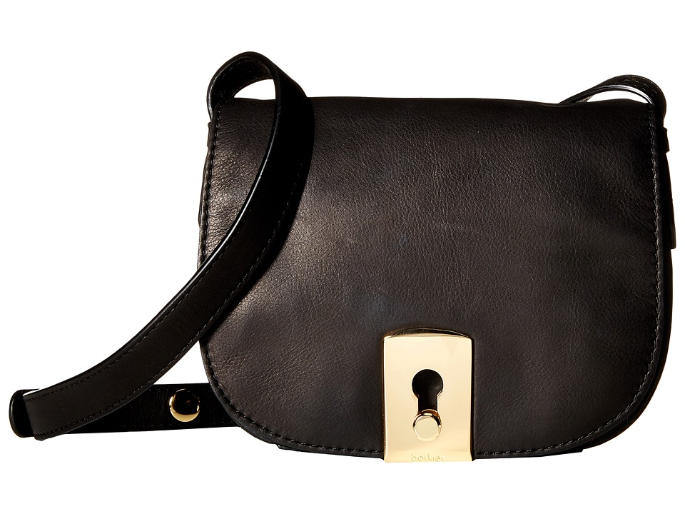 Botkier - Clinton Crossbody (Black) Cross Body Handbags
