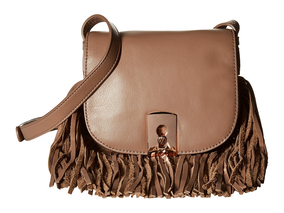 Botkier - Clinton Fringe Crossbody (Chai) Cross Body Handbags