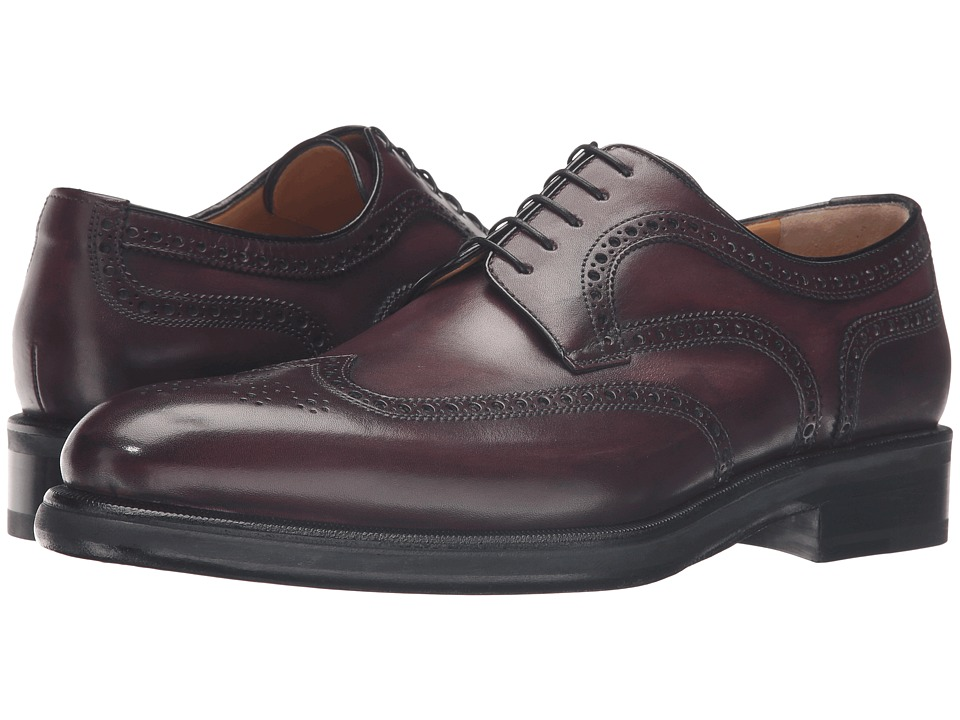 a. testoni - M47222GUM (Burgundy) Men