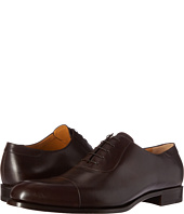 a. testoni - Lux Calf Oxford with Cap Toe