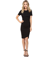 CATHERINE Catherine Malandrino - Short Sleeve Ruched Dress