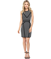 CATHERINE Catherine Malandrino - Sleeveless Milano Sheath