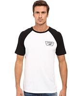 Vans - Full Patch Short Sleeve Raglan